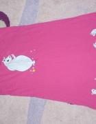 Bawełniana koszula nocna L