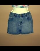 Nowa mini spódniczka jeans...