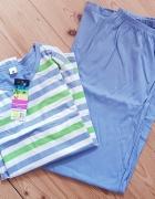 Piżama w pasy Regina L 40 nowa