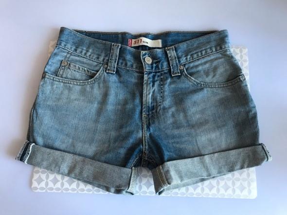 Spodenki Spodenki Levis jeansowe 36 S