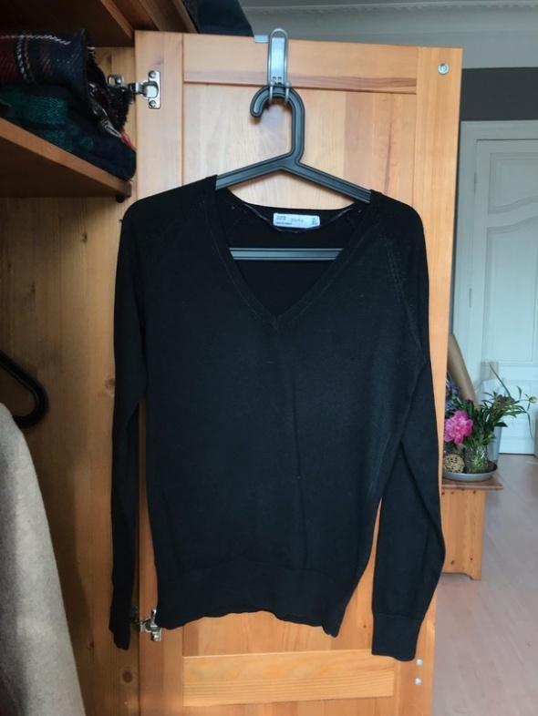 Sweter czarny Zara 40 L