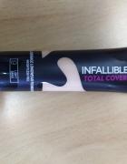 Podkład Loreal infallible total cover kryjacy...