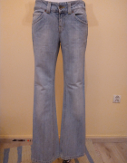 spodnie jeans TOMMY HILFIGER...