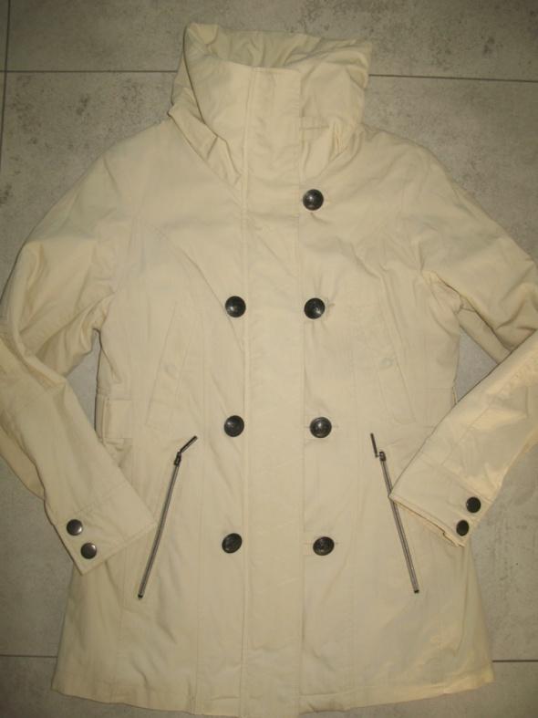 MUST HAVE damska zimowa kurtka beż roz 36