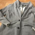 Dresowy płaszcz stradivarius