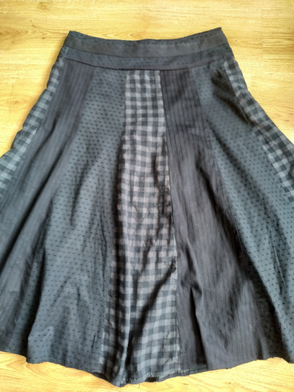 Spódnica bawełna Patchwork Marks&Spencer 40 L...
