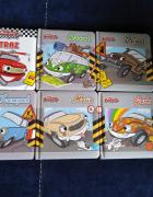 Seria książeczek o pojazdach