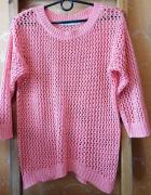 Ażurowy sweter...