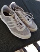Oryginalne szare adidasy sneakersy