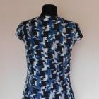 Linea bluzka niebieska 40
