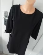 mała czarna elegancka S