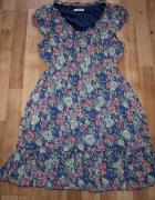 New Look floral M L...