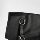 Zara torebka listonoszka skórzana skóra naturalna nowa