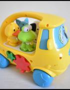 Autko ze zwierzętami SMYK muzyka dźwięki zabawka dla malucha...