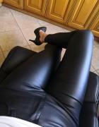 Spodnie Jeans Woskowany S...