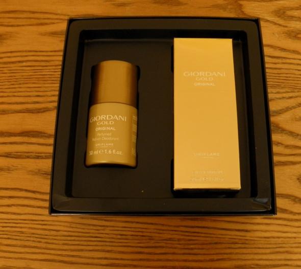 Perfumy Elegancki zestaw Giordani Gold firmy Oriflame
