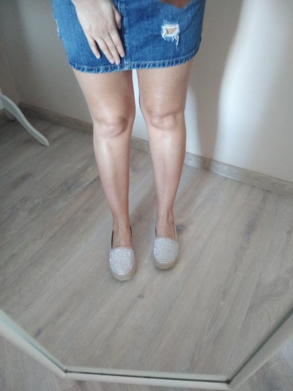 Nowe buty espadryle Deichmann