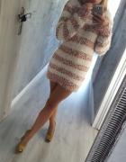sukienka sweterkowa 36