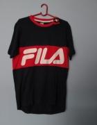 Granatowa koszulka męska Fila tshirt Fila...