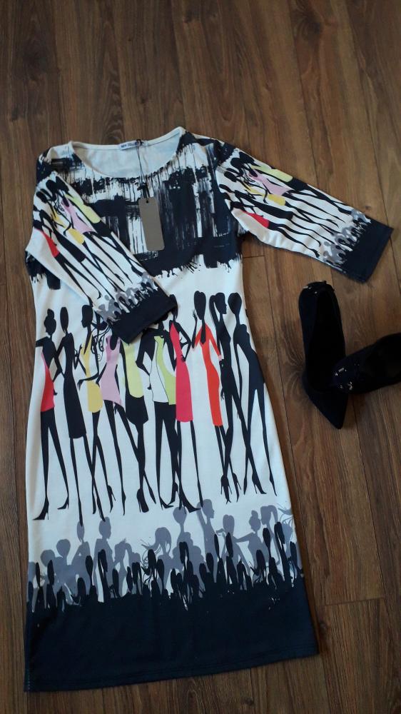 Sukienka kobiety