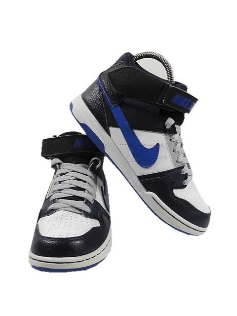 Nike Mogan Mid 2 JR B multicolor adidasy dzieciece rozm 355 dł wkł 225 cm
