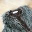 kamizelka z futerka futro piękny włos
