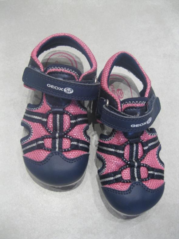sandały GEOX 24 dla dziewczynki