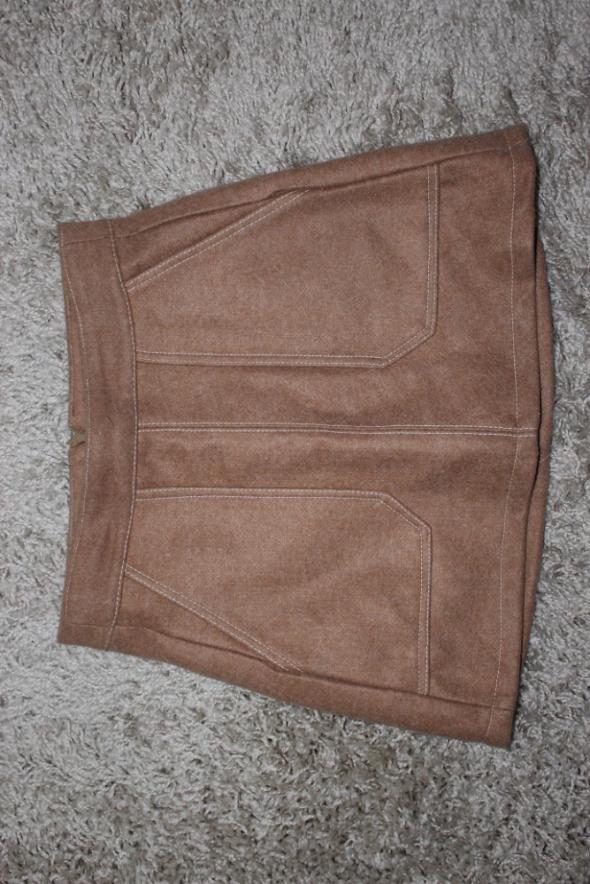 Spódnice spódnica spódniczka mini krótka bershka linia A trapezowa