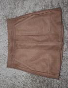 spódnica spódniczka mini krótka bershka linia A trapezowa...