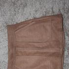 spódnica spódniczka mini krótka bershka linia A trapezowa