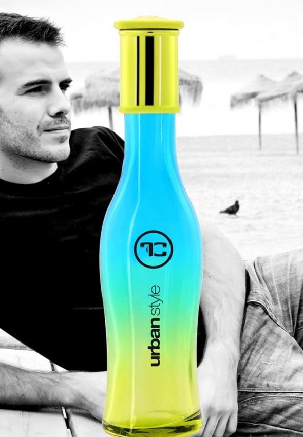Perfumy Urban Style EDP 100 ml woda perfumowana męska
