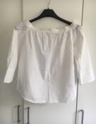 koszula hiszpanka biała bluzka