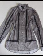 Koszula damska H&M rozmiar 38 M stan idealny...