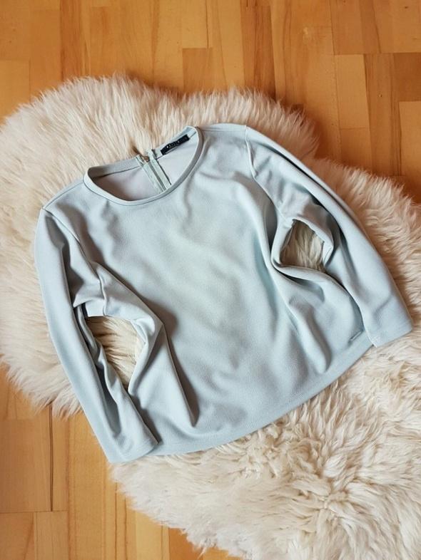 Miętowa bluzka Mohito L...