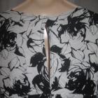 Tunika w kwiaty floral róże rozmiar 36 38