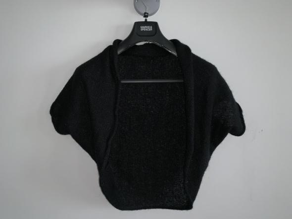 połyskujący sweterek H&M XS S M