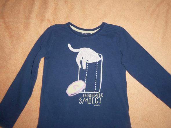 ENDO Tshirt z długim rękawem dla chłopca r 128 7 8 lat