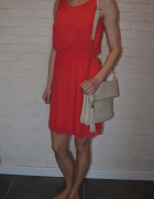 letnia sukienka F&F rozmiar S