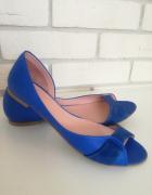 Niebieskie baleriny...