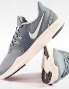 Nowe Nike 36 szaro miętowe bieganie...