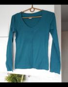 Camaieu morska cienka bluza bluzka...