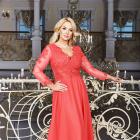 Carmen piękna długa sukienka 36 38 40 42 44 46 48 50 52 KOLORY