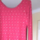 bluzko tunika z cekinkami