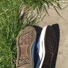 niebieskie trampki converse 365 wkładka 23 cm tenisówki buty