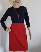 Nowa ceglasta spódnica marki Quiosque...