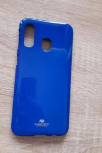 Etui case gumowy Samsung A40 Goospery