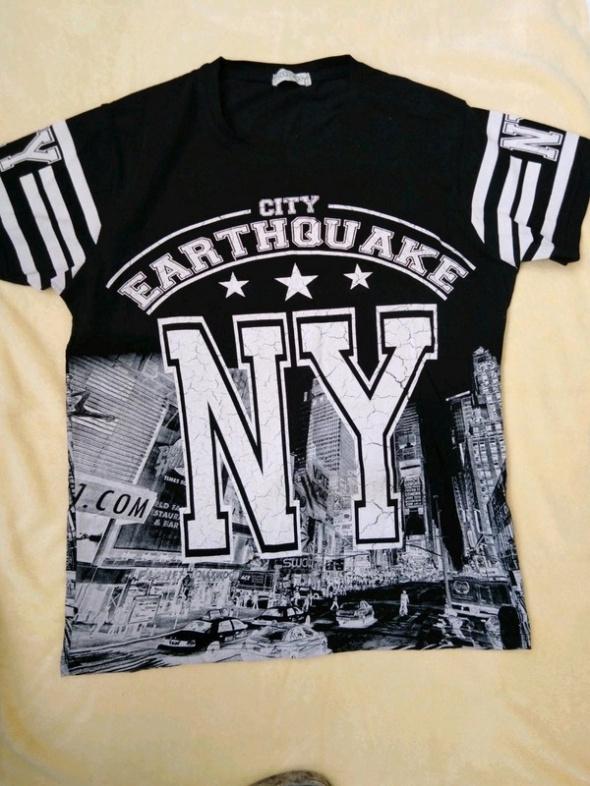 CITY EATHQUAKE NY