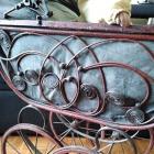 Retro wózek dla lalek Austria