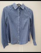 Błękitna koszula w prążki 36 Favourite...
