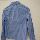Błękitna koszula w prążki 36 Favourite